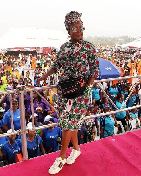 Ini Edo declares support for PDP
