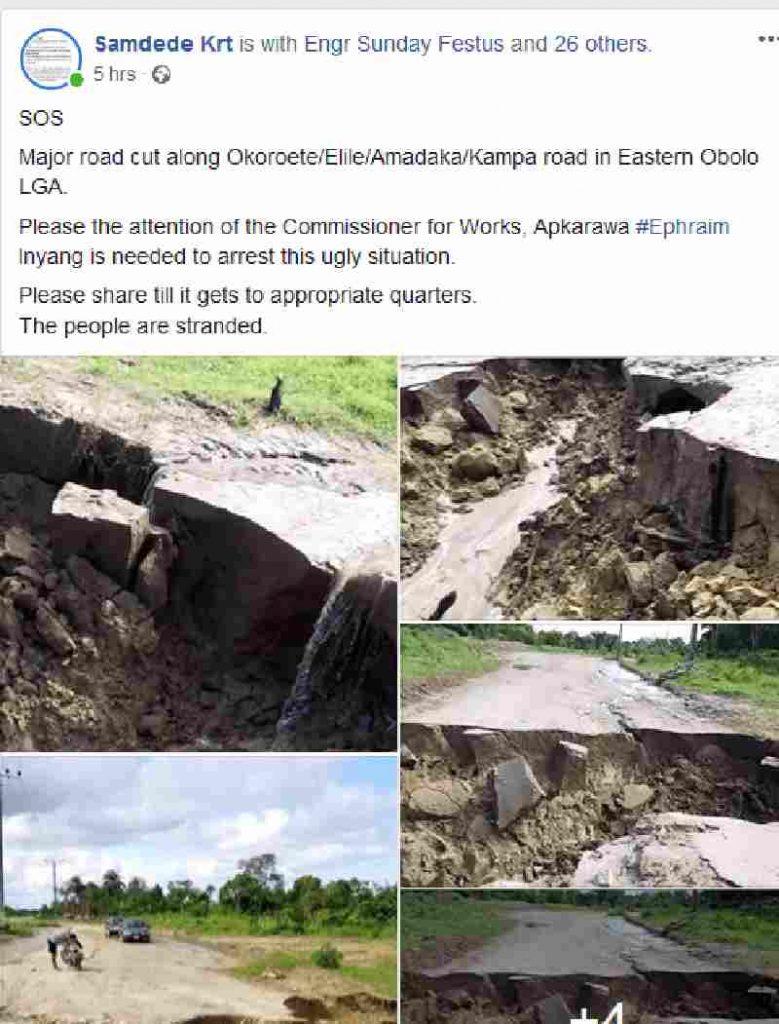 Eastern Obolo local government Akwa Ibom state
