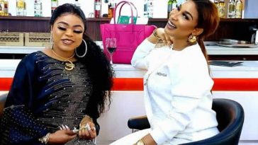 """I Promise to be loyal to you till death do us part' – Bobrisky tells Tonto 9"