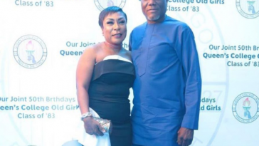 Burna Boy parents celebrate 30th Marriage anniversary 6