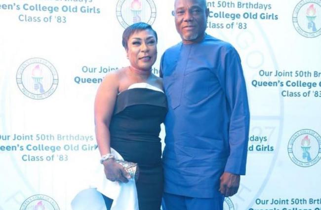 Burna Boy parents celebrate 30th Marriage anniversary 3