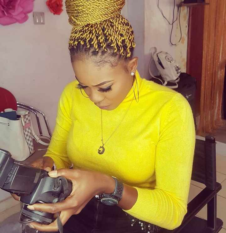 Chioma Ifemeludike Biography