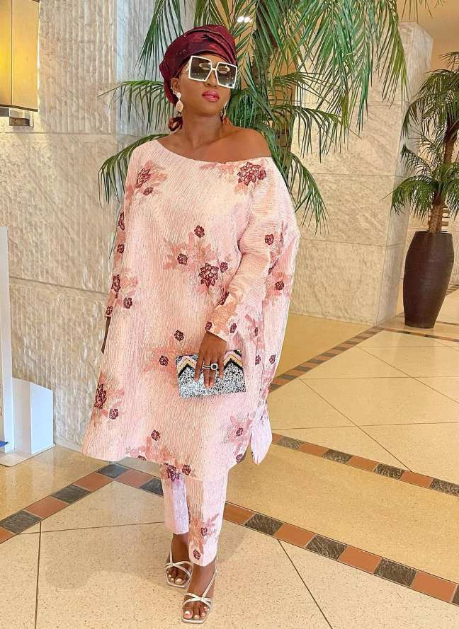 Who is the father of Waje daughter