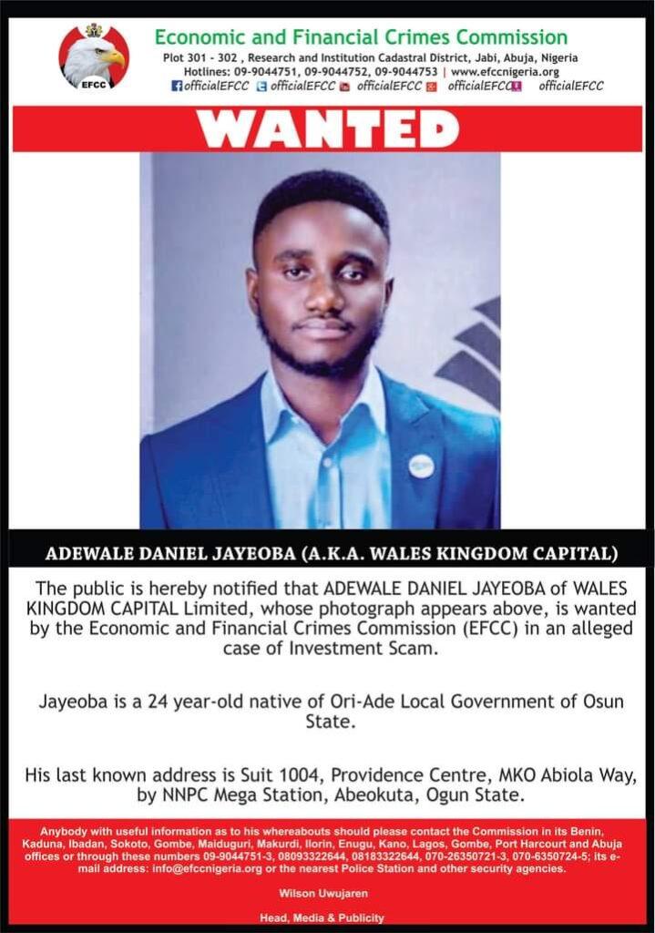 Daniel Wales net worth Adewale Jayeoba Biography