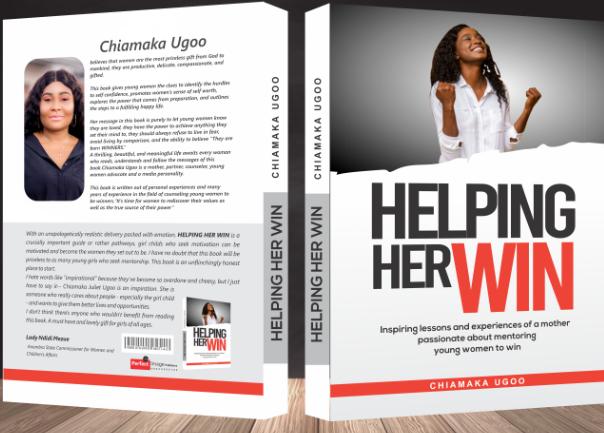 Chiamaka Ugoo  Helping Her Win book