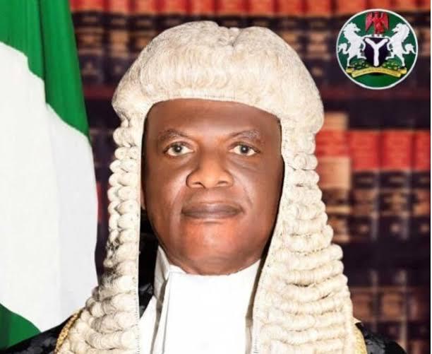 Justice Oseji Biography
