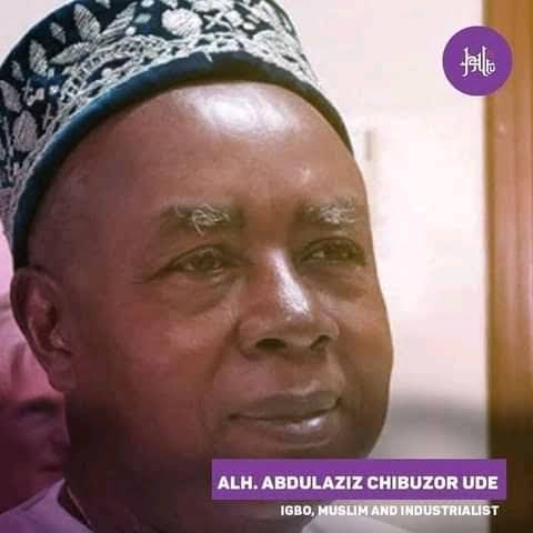 Abdulaziz Chibuzor Ude Biography